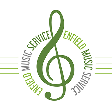 Enfield-music-service-logo